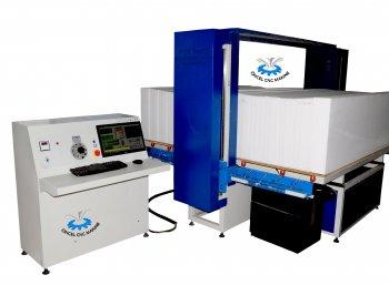 CNC XPS STROPIER CUTTING MACHINE